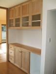 オーダーメイドキッチン・3-4・食器棚