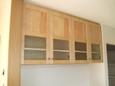 オーダーメイドキッチン・3-5・食器棚(吊戸棚)