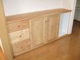 オーダーメイドキッチン・3-6・食器棚(カウンター)