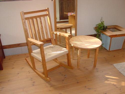 椅子・ロッキングチェア