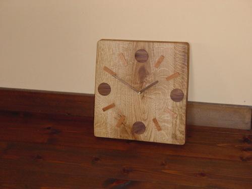 木の時計for「輪」