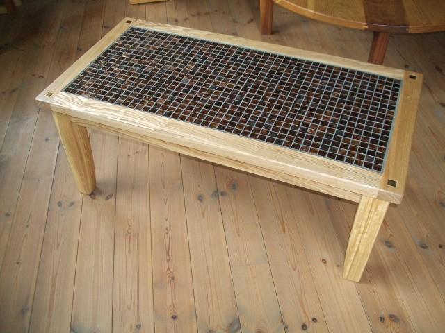 ローテーブル/モザイク